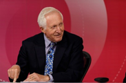 Image of Question Time host David Dimbleby